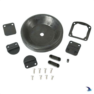 Whale - Diaphragm, Valves and Fixings for Whale Gusher® 10 Mk 2 / 3 Neoprene™ (for on deck installations)